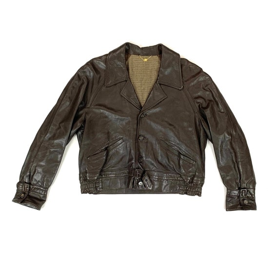 Woman Leather Jacket Soft Brown Fit Rider With Bel