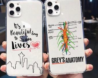 Greys anatomy phone case | Etsy