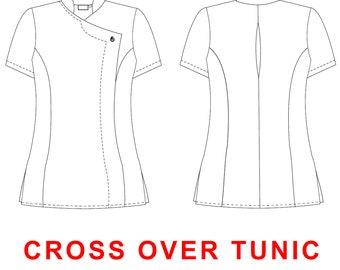 Nursing Tunic Etsy