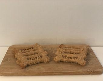 Personalised Peanut Butter Bones