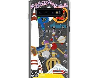 Tomorrowland (Disneyland Doodles) - Samsung Case