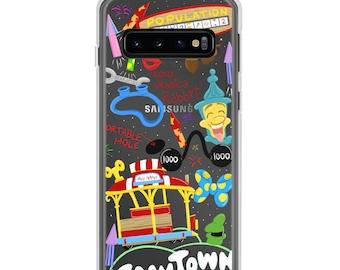 Toontown (Disneyland Doodles) - Samsung Case