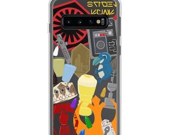 Galaxy's Edge (Disneyland Doodles) - Samsung Case