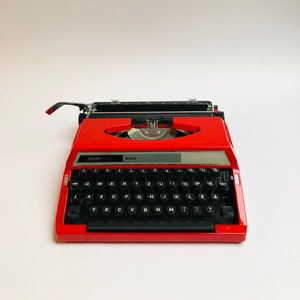 Olympia SM1 SM2 SM3 SM3 Deluxe SM4 Typewriter Ribbon Blk//Red Twin Spool