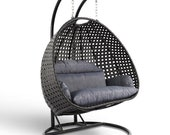 Babylon Extra Large Two Person Swing Chair