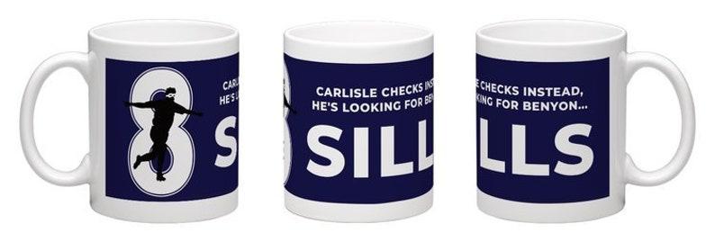Sills 8 by TORQUAYTALK Torquay United Mug image 0