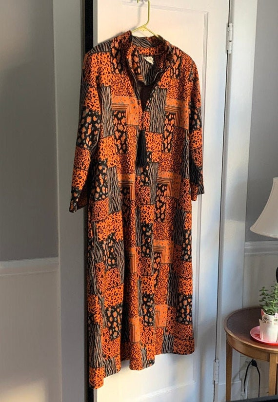 La Smock Long Housecoat/Robe