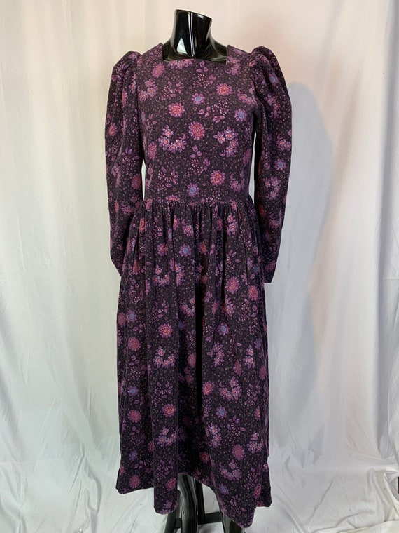 Laura Ashley Corduroy Princess Dress