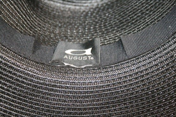 August Ladies Wide Brim Hat - image 4