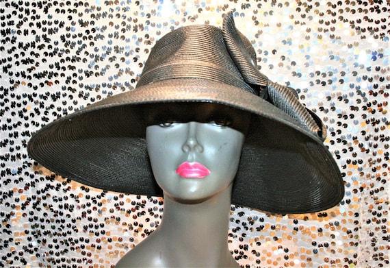 August Ladies Wide Brim Hat - image 1