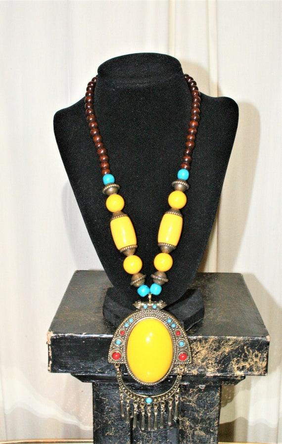Chunky Costume Jewelry