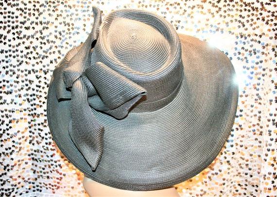 August Ladies Wide Brim Hat - image 3