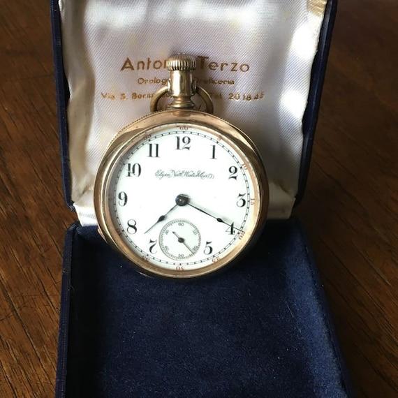 Vintage Elgin Watch Company Pocketwatch