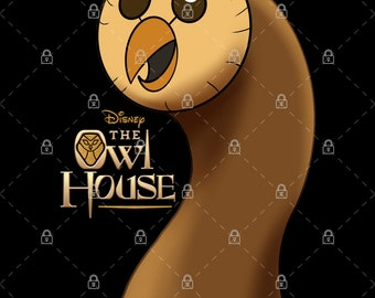 The Owl House Lumity Print Graphics PNG - Digital Download 2020