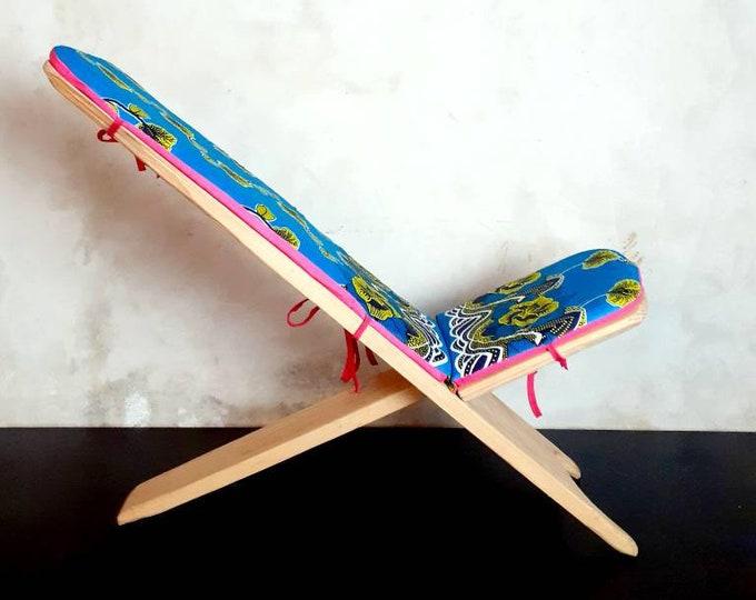 Children's palaver chair