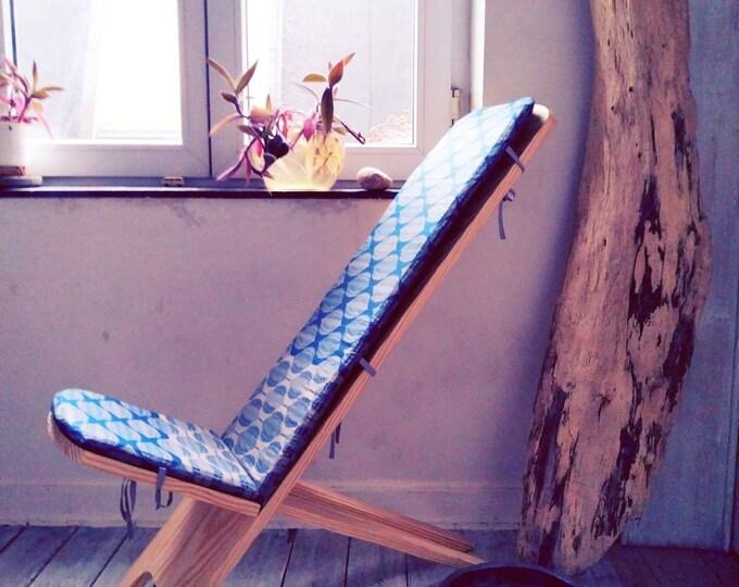 Adult palaver chair