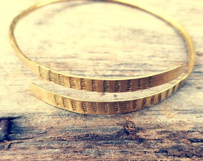 Bracelet en bronze Oz