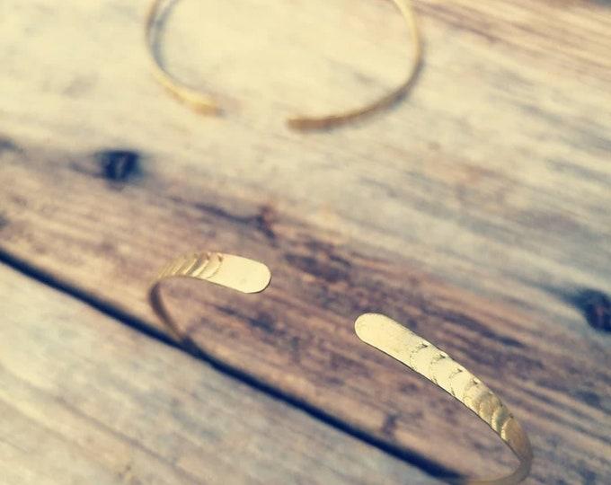 Bracelet bronze Zo
