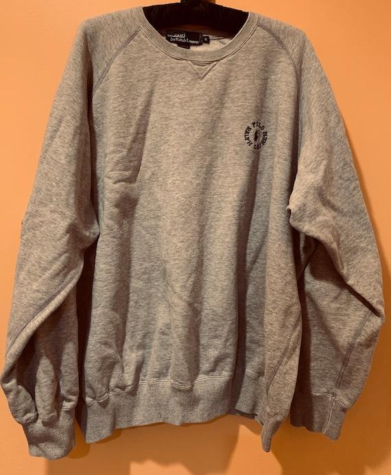 Sweatshirt / Vintage / Ralph Lauren POLO/ Rare lo… - image 4