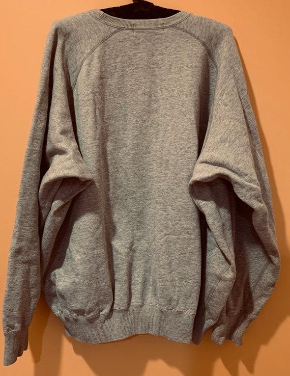 Sweatshirt / Vintage / Ralph Lauren POLO/ Rare lo… - image 5