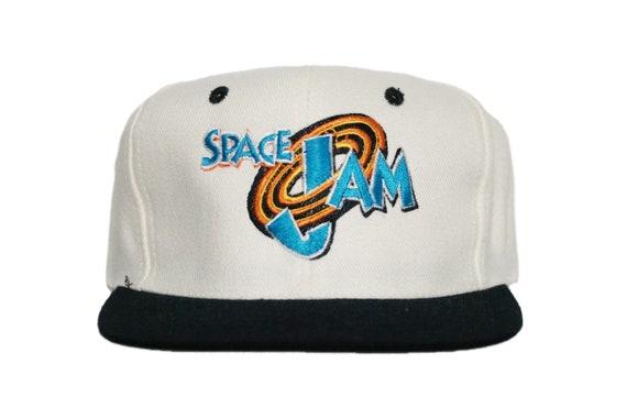 """VINTAGE """"SPACE JAM"""" snapback"""
