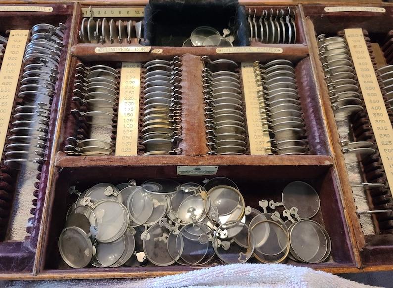 All Unique! Vintage Lens Steam Punk Necklace