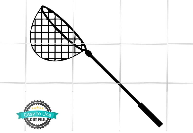 Download Fishing Net Svg Fishing Net Dxf Fishing Net Clipart Fishing Etsy