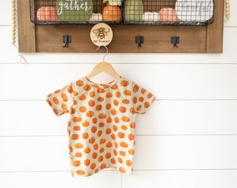 Baggy Tee for Babies, Toddlers and Kids | Made to Order | Slub Jersey, Cotton Spandex and Bamboo Spandex