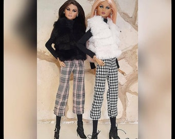 fashion royalty phicen blythe Studio to build yourself DIY 16 for BJD littlefee pullip poppy parker or other of the same sizes barbie