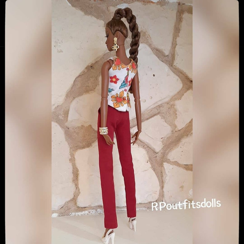 Meteor  handmade Dress for Fashion Royalty Nu-face