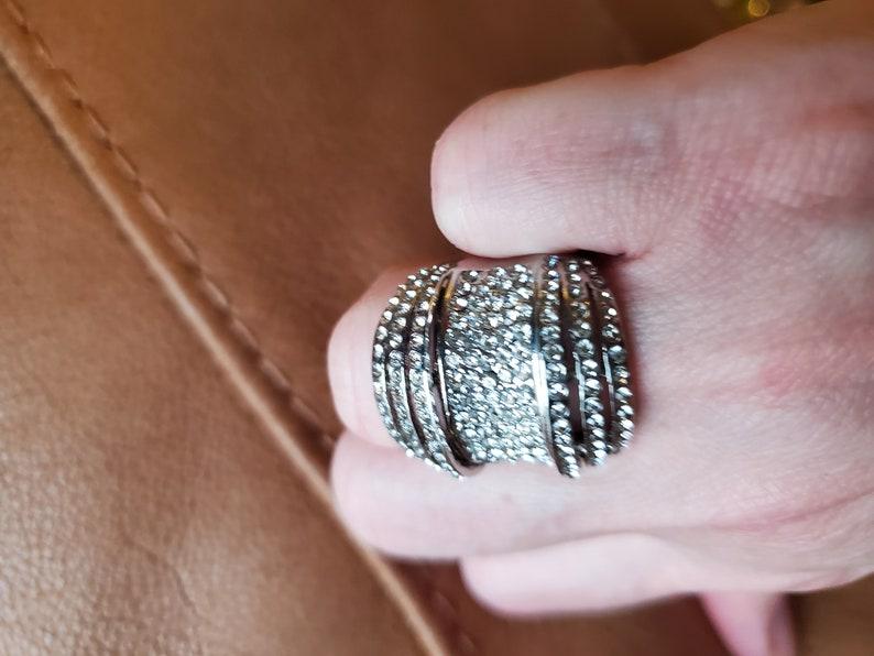 Designer looking ring