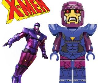 SENTINEL X-MEN MARVEL COMICS MINIFIGURE FIGURE USA SELLER NEW FITS LEGO