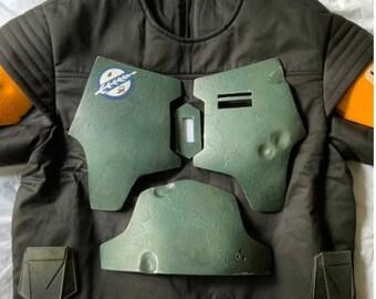 Rearmored Boba Vest