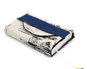 Signature/Dark Blue Pocket Pocket Pocket Pocket