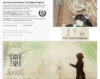 The Host and Phoebus: The Digital Pilgrims