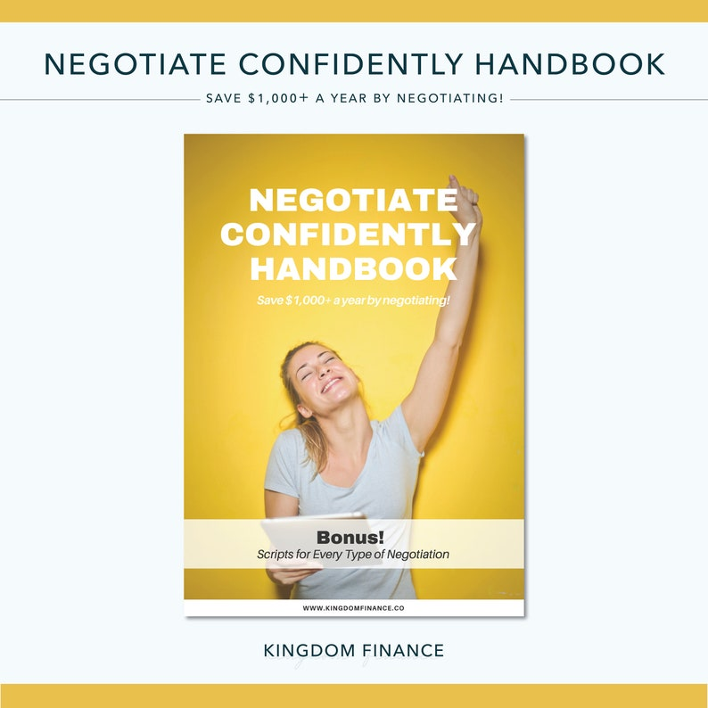 Negotiate Confidently Handbook Negotiate Handbook Save image 0
