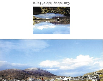 Isle of Barra Greeting Cards Selection