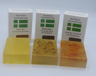 Triple Soap Pack