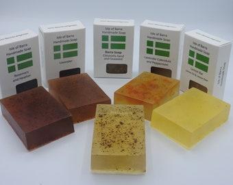Five Bar Soap Pack
