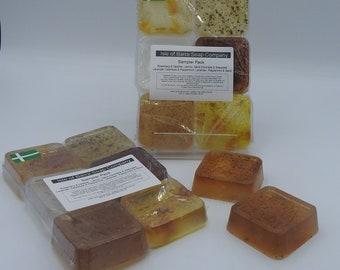 Isle of Barra Soap Sampler Pack x2