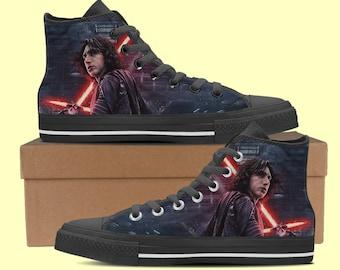 Star Wars Custom Sneaker  Men/'s shoesWomen/'s shoesYouth/'s Shoes