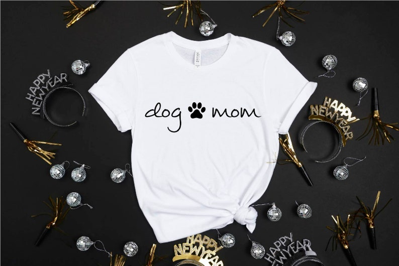 gift for Dog lover cute shirt gift for mom Dog Mom Gift Dog Mom Tee Dog Mom Shirt Gift for Dog Mom Dog Lover/'s Shirt Dog lover shirt