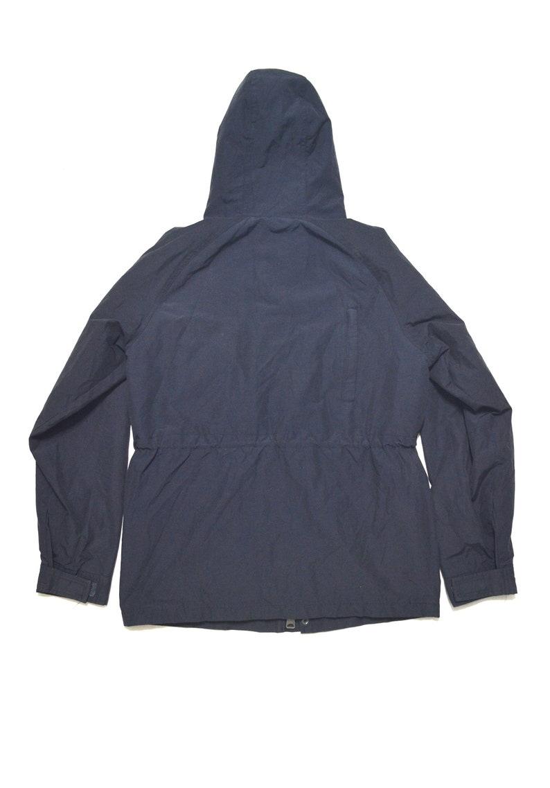 Penfield Kasson Parka Jacket Hooded Oi Polloi Blue SIze Men/'s M