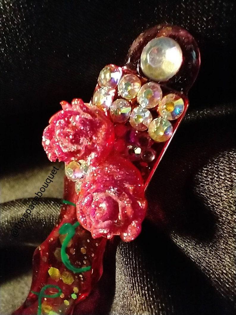 Safety accessories Flower garden hair accessories