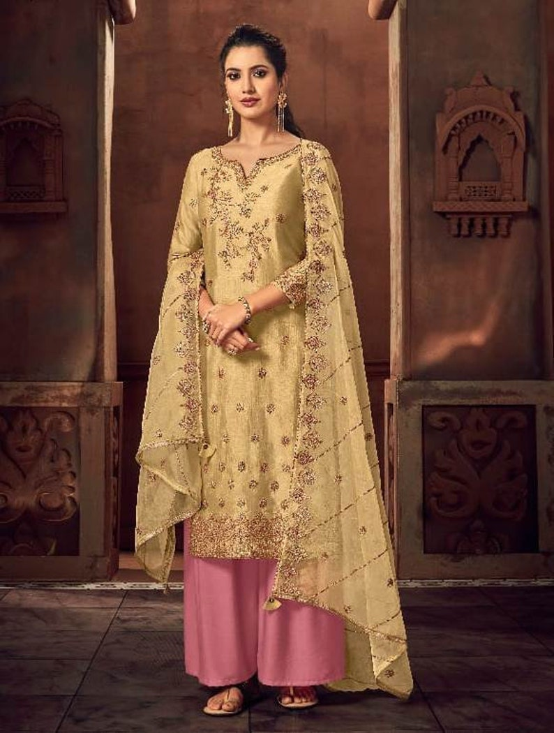 Eid Special Dress Wedding Suit Salwaar Kameez For Women
