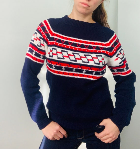 1980's - 1990's knitted sweater