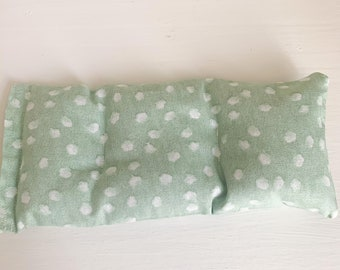 Herbal Eye Pillow | Green | Great For Headaches/Migranes