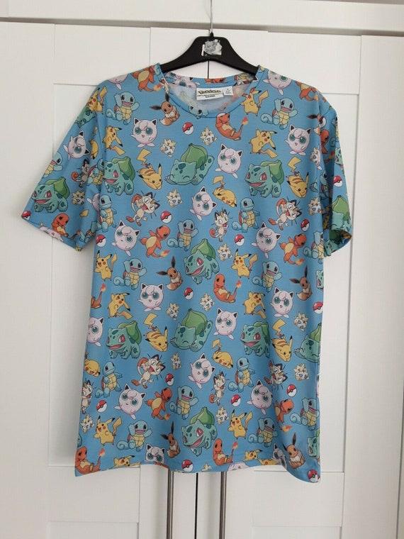 Mens Primark's Pokemon Tshirt Size M