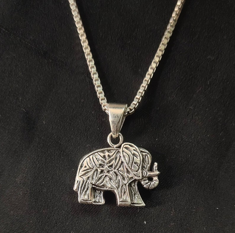 Beautiful African Silver Pendent-925 Sterling Silver Pendent-Handmade pendent-Gift For Her...