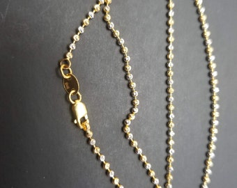 gold mala chainbeaded necklaceindian jewelrygoldplated chainmohan malaneckalce /& earringantique goldmala highquality designer jewelry